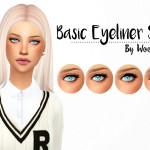 parisasia's Simple Eyeliner Set