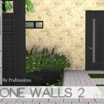 Pralinesims' Stone Walls 2
