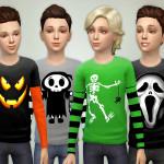 lillka's Boy Halloween Shirt