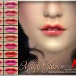 tsminh_3's Milky Gloss Lipstick