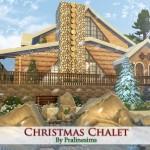 Pralinesims' Christmas Chalet