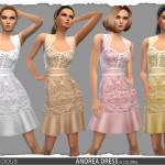 Devilicious' Andrea Dress