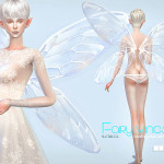S-Club LL ts4 Fairy wings 01