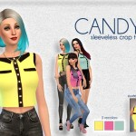 SFSims' Candy Croptop – Perfect Patio SP needed
