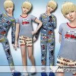 Pinkzombiecupcakes' Next stop Dreamland Pyjama Set