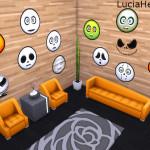 [LuciaHerrera] Halloween Stickers SET