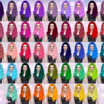 Aveira's Sims 4, Stealthic Temptress – Retexture 60 Colors …