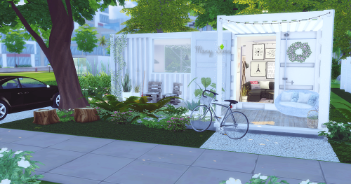 Monysims4 A Tiny House Sims 4 Updates Sims 4 Finds