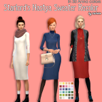 An Unearthly Child – Starlord Nastya Sweater Recolors Custom icon …