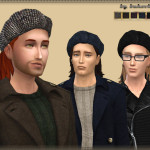 bukovka's Tweed Cap