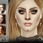 Pralinesims' Adele