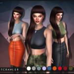 Nightcrawler Sims' Nightcravler-Adore (outfit)