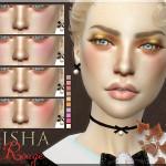Pralinesims' Alisha Rouge | N08