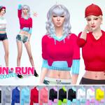 nueajaa's manueaPinny – Run Run Hoodies