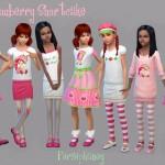 Persephaney's Strawberry Shortcake Set