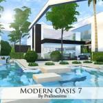 Pralinesims' Modern Oasis 7