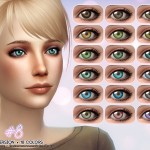 .Aveira.'s Eyes #8 – Default version