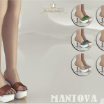 MJ95's Madlen Mantova Shoes