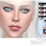 Screaming Mustard's [ Solstice ] – Glitter Eye Mask