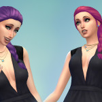 Kirayne – French Side Braid Recolor – Spa Day GP needed