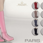 MJ95's Madlen Paris Boots
