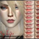 Pralinesims' Dry Lips | N41