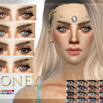 Pralinesims' Honey Eyes | N44