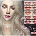 Pralinesims' Ballerina Lip Gloss | N39