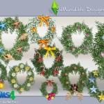 SIMcredible!'s Wreath Collection