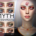 Pralinesims' Myth Eyeshadow | N21