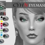 Chung Yan Hei's CYHN Eyemask 8