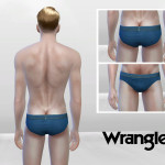 McLayneSims' Hipster Inked Brief