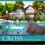 Pralinesims' The Lake House