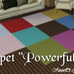 "Carpet ""Powerful"""