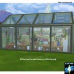 Always Sunny Glasshouse – Simista A little Sims 4 Site