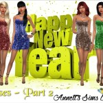 Happy New Year Dresses – Part 2