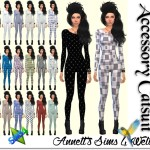 Accessory Catsuits