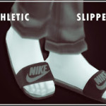 TS4 – Unisex Child Slippers | Onyx Sims
