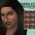 Brown Eyes Collection | Onyx Sims