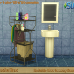 Laundry room | Designs for Sims
