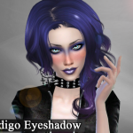 Deep Spase – Indigo Eyeshadow
