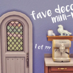 Baking up sweet CC treats! – Fave Deco Mini-Pack  –  1 of ??? So this is…