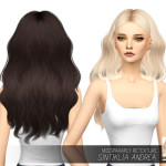 MISSPARAPLY | [TS4] Sintiklia Andrea: Solids & Dark Roots 64…