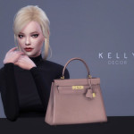 Hermès Kelly Bag – Decor – 9 colors – Find it… | Starlord Sims
