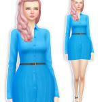 Simlife Shirt Dress