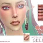 Screaming Mustard's [ Selkie ] – Natural Light Lip Colour