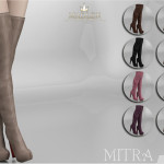 MJ95's Madlen Mitra Boots
