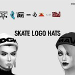 SeduceTheMoose's Skate Hats Set