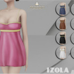 MJ95's Madlen Izola Dress