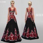 RHOWC's SHERRY GOWN